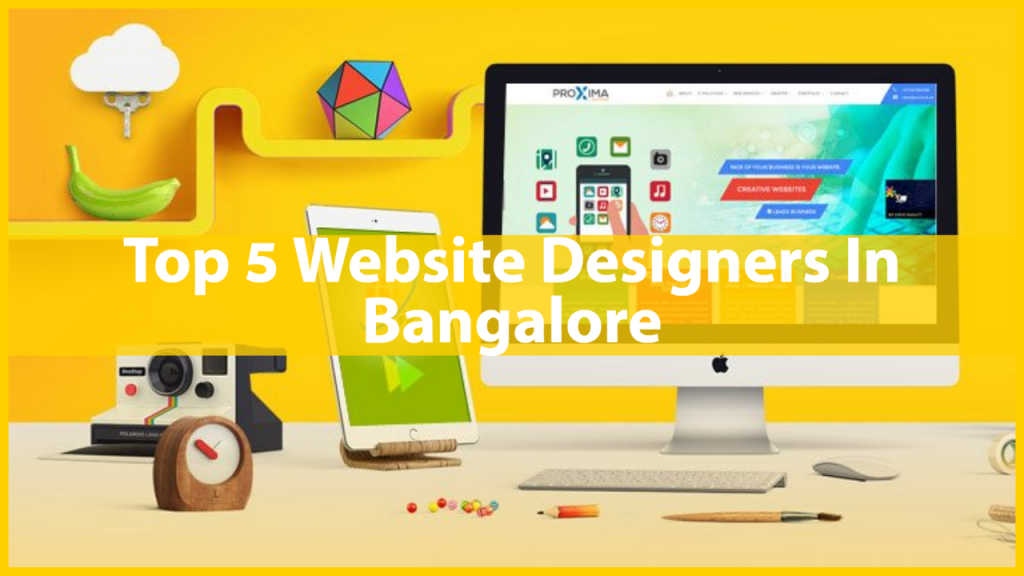 Best Website Designers in Bangalore